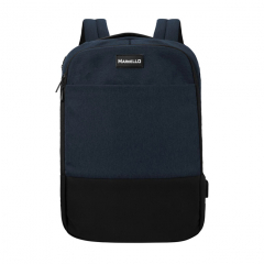 Balo laptop Marcello MC601 - Dark Navy