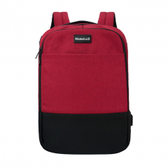 Balo laptop Marcello MC601 - Red