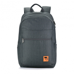 Balo Mikkor The Clarence Backpack - Graphite