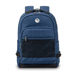 Balo laptop Mikkor The Eli Backpack - Navy