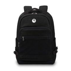 Balo laptop Mikkor The Eli Backpack - Black
