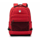 Balo laptop Mikkor The Eli Backpack - Red