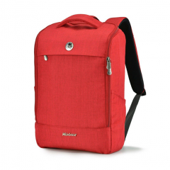 Balo laptop 15.6 inch Mikkor The Lewie - Red