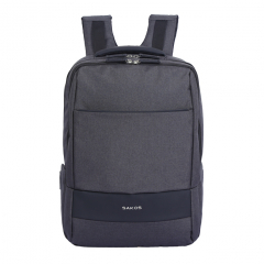 Balo laptop Sakos Spirit ESBP42 - Dark Grey