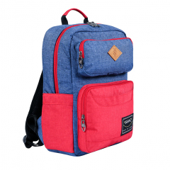 Balo Simplecarry Issac 1 - Navy/Red