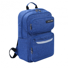 Balo Simplecarry Issac 1 - Navy (Safety)