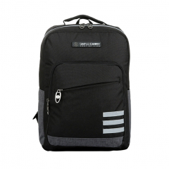 Balo Simplecarry Issac 3 - Black/Grey (Safety)