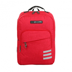 Balo Simplecarry Issac 3 - Red (Safety)