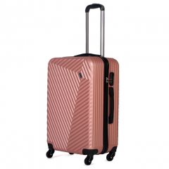 Vali kéo Rockly 6319 24 inch (M) - Rose Gold