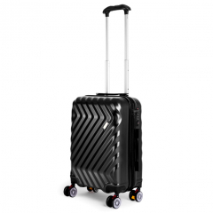 Vali Travel King FZ126 20 inch (S) - Black