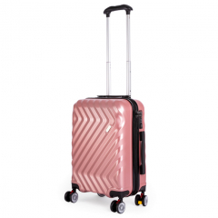 Vali Travel King FZ126 20 inch (S) - Pink