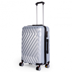 Vali Travel King FZ126 24 inch (M) - Silver