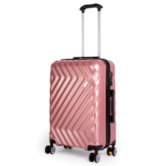 Vali Travel King FZ126 24 inch (M) - Pink
