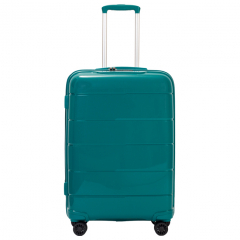 Vali Travel King PP110 24 inch (M) - Blue