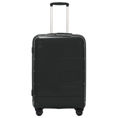 Vali Travel King PP110 24 inch (M) - Black
