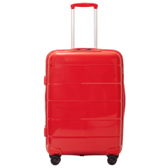 Vali Travel King PP110 24 inch (M) - Red