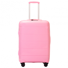 Vali Travel King PP110 24 inch (M) - Pink